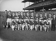 1953.155/2185-2186.17031953IPHCF.17.03.1953.17. March 1953.17. Mar 1953.Interprovincial Railway Cup Football Championship - Leinster Football Team..FOOTBALL.- Wrong Folder........................................