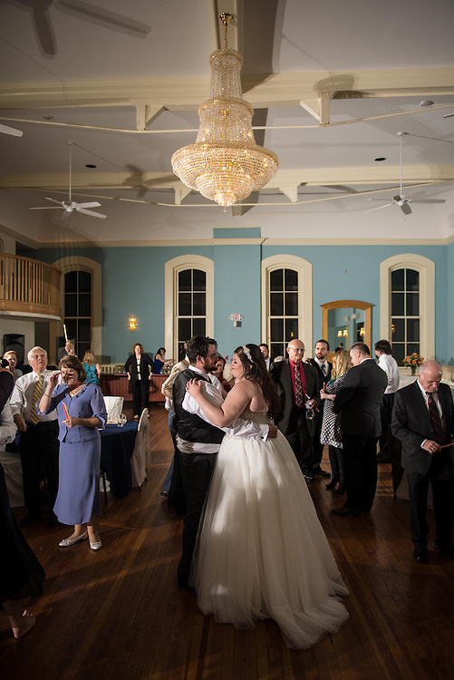 Ted and Valerie Wedding | New Bern Weddings