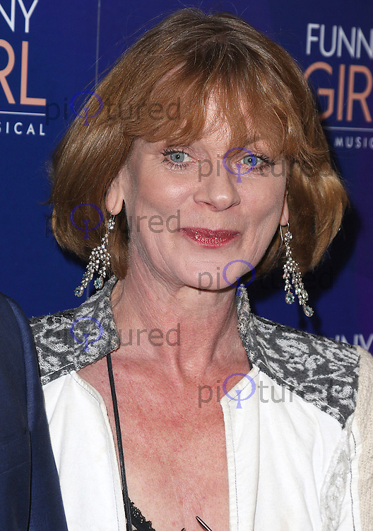 Samantha Bond, Funny Girl - Opening Night, Savoy Theatre, London UK, 21 April 2016, Photo by Brett D. Cove