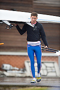 Caversham, Nr Reading, Berkshire.<br /> Will FLETCHER.<br /> GBRowing Media Day.<br /> <br /> Wednesday 11.05.2016<br /> <br /> [Mandatory Credit: Peter SPURRIER/Intersport Images]