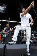 Andrew W.K. performs on Warped Tour at Nassau Coliseum, NYC. July 17, 2010. Copyright © 2010 Matt Eisman. All Rights Reserved.