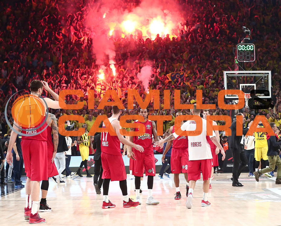 Erick Green<br /> Fenerbahce Istanbul - Olympiakos Piraeus<br /> Euroleague Final Four 2017<br /> Finale 1 - 2 Posto<br /> Euroleague 2016/2017<br /> Istanbul, 21/05/2017<br /> Foto M.Ceretti / Ciamillo - Castoria