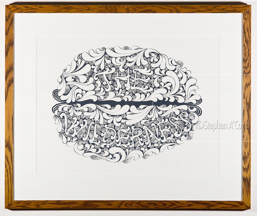The work of Bowen Galleries' represented artist Sarah Maxey.