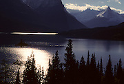 St. Mary Lake, Saint Mary Lake, Glacier National Park, Montana