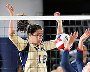 FIU Volleyball vs University of South Alabama (Oct 30 2011)