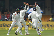 Cricket - India v Australia 2nd Test D2 at Bangalore