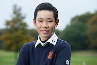 EEMNES -  HERRY LAI.  Selectie Jong Oranje Golf NGF. Copyright Koen Suyk