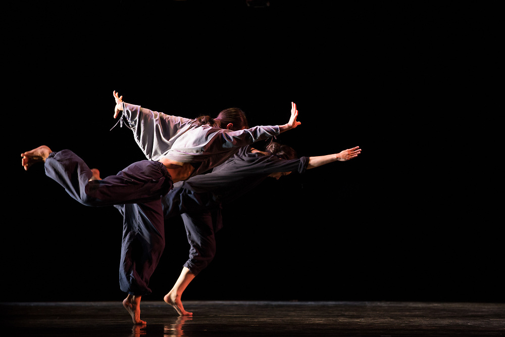 *Were it Not For Shadows* | Choreography: David Maurice | Dancers: Miche Wong, Nichole Powell