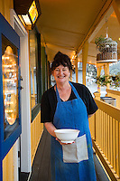 Buttercup Ice Cream and Chowder Restaurant in Nehalem, OR
