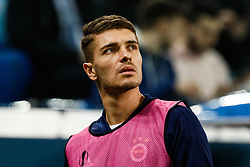 February 21, 2019 - Saint Petersburg, Russia - Roman Neustadter of Fenerbahce SK looks on during the UEFA Europa League Round of 32 second leg match between FC Zenit Saint Petersburg and Fenerbahce SK on February 21, 2019 at Saint Petersburg Stadium in Saint Petersburg, Russia. (Credit Image: © Mike Kireev/NurPhoto via ZUMA Press)