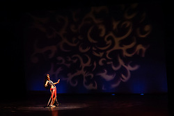 Sahar Dance Company at Reichhold Center of the Arts.  19 October 2013.  © Aisha-Zakiya Boyd