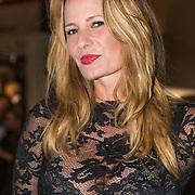 NLD/Amsterdam /20131212 - Vipnight Master of LXRY 2013 opening, Claudia van Zweden