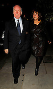 14.DECEMBER.2007. LONDON<br /> <br /> ARRIVING AND LEAVING MATTHEW FREUD&rsquo;S CHRISTMAS PARTY WHO IS MARRIED TO RUPERT MURDOCH&rsquo;S DAUGHTER ELIZABETH IN WEST LONDON.<br /> <br /> BYLINE: EDBIMAGEARCHIVE.CO.UK<br /> <br /> *THIS IMAGE IS STRICTLY FOR UK NEWSPAPERS AND MAGAZINES ONLY*<br /> *FOR WORLD WIDE SALES AND WEB USE PLEASE CONTACT EDBIMAGEARCHIVE - 0208 954 5968*