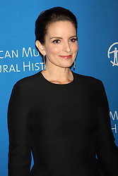 Tina Fey attends the American Museum of Natural History's 2018 Gala at the American Museum of Natural History in New York.