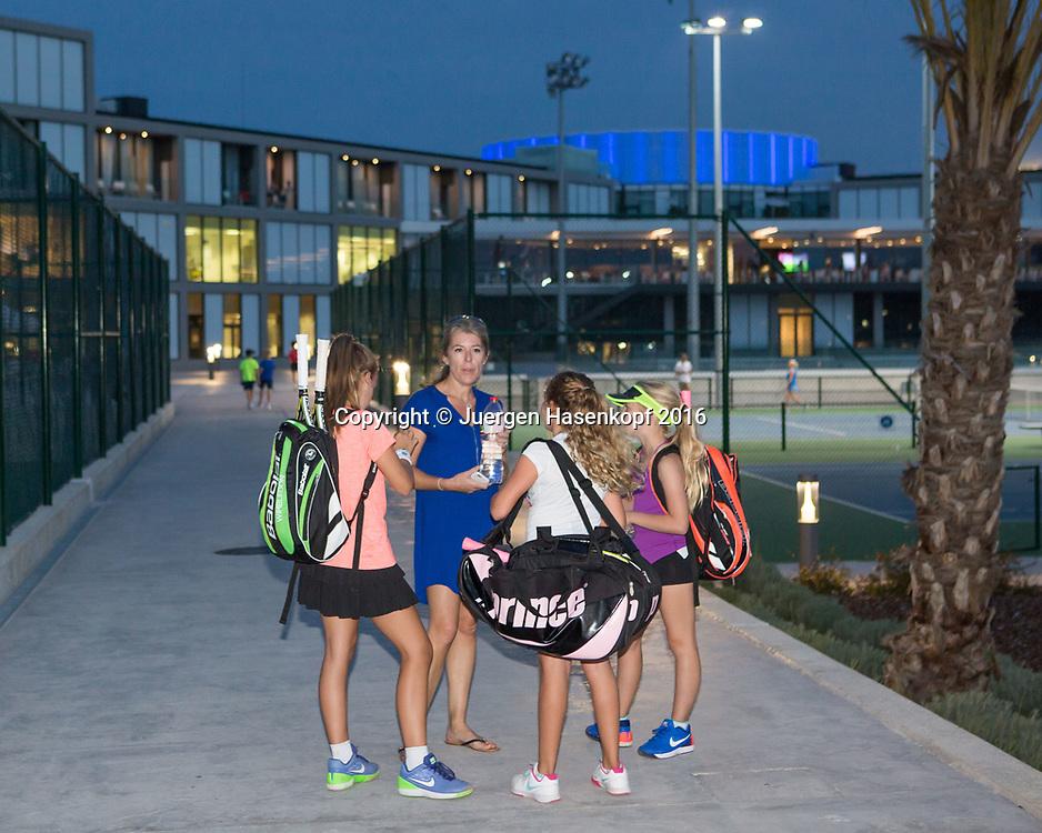 Rafa Nadal Academy in Manacor, Mallorca<br /> <br />  - Rafa Nadal Academy -  -  Rafa Nadal Academy - Manacor - Mallorca - Spanien  - 24 October 2016. <br /> &copy; Juergen Hasenkopf