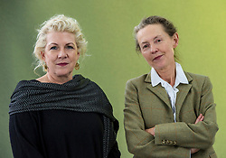 "Pictured: Jennifer Clement and Kirsty Gunn<br /> <br /> Jennifer Clement is the President of PEN International and the first woman to be elected since the organization was founded in 1921.<br /> <br /> Jennifer Clement studied English Literature and Anthropology at New York University and also studied French literature in Paris, France. She has an MFA in fiction  from the Stonecoast MFA program at USM.<br /> <br /> Kirsty Gunn (born 1960, New Zealand) is a novelist and writer of short stories.<br /> <br /> Her stories include ""Rain"", which led to the 2001 film of the same name, directed by Christine Jeffs and also the 2001 ballet by the Rosas Company, set to ""Music for Eighteen Musicians"" a 1976 score by Steve Reich.<br /> <br /> Her novel ""The Boy and the Sea"" won the Scottish Arts Council Book of the Year award in 2007.<br /> <br /> Her 2012 novel ""The Big Music"" won the Book of the Year in the 2013 New Zealand Post Book Awards. The novel took seven years to write, and was inspired by pibroch, the classical music of the Great Highland Bagpipe.[4]<br /> <br /> She is professor of writing practice at the University of Dundee."
