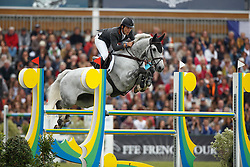 Alvarez Moya Sergio, (ESP), Carlo 273<br /> Furusiyya FEI Nations Cup presented by Longines<br /> Longines Jumping International de La Baule 2015<br /> © Hippo Foto - Dirk Caremans<br /> 15/05/15