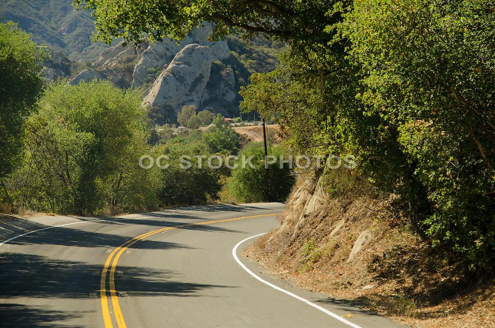 Old Topanga Canyon Road