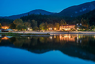 The 1927 Lake Lure Inn and Spa.