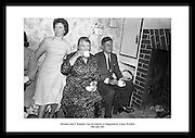 President John F. Kennedy visits his relatives in Dunganstown, County Wexford<br />
