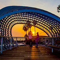 Tongva park opened today, Tuesdsay, September 10, 2013! The park is 6.2 acres and has more than 300 trees and four hilltop areas to explore. The official grand opening is on October 19th!