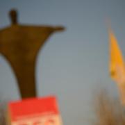 San Joaquin. Pontificia Universidad Católica de Chile. Campaña Interna Codigo de Honor. Santiago de Chile. 29-08-16 (©Alvaro de la Fuente/Triple.cl)