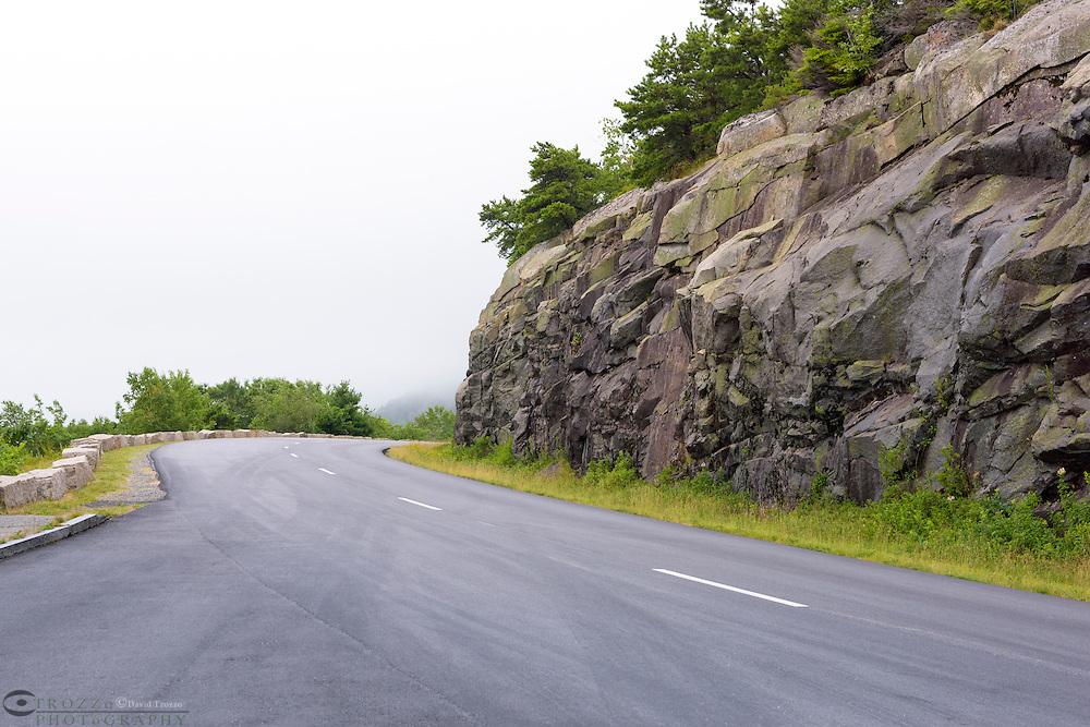 Loop Road, Acadia National Park, Maine