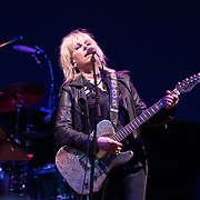 Lucinda Williams plays the Woodland Park Zoo in Seattle on 6-23-2019 to a sellout crowd.