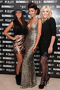 24.OCTOBER.2012. MANCHESTER<br /> <br /> MICHELLE KEEGAN, NADINE MERABI AND MICHELLE COLLINS AT THE LAUNCH OF MERABI COTURE AT SELFRIDGES, TRAFFORD CENTRE, MANCHESTER.<br /> <br /> BYLINE: EDBIMAGEARCHIVE.CO.UK<br /> <br /> *THIS IMAGE IS STRICTLY FOR UK NEWSPAPERS AND MAGAZINES ONLY*<br /> *FOR WORLD WIDE SALES AND WEB USE PLEASE CONTACT EDBIMAGEARCHIVE - 0208 954 5968*