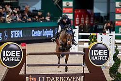 NIEBERG Gerrit (GER), Baccord<br /> Leipzig - Partner Pferd 2019<br /> IDEE Kaffe Preis<br /> CSI5*<br /> 18. Januar 2019<br /> © www.sportfotos-lafrentz.de/Stefan Lafrentz
