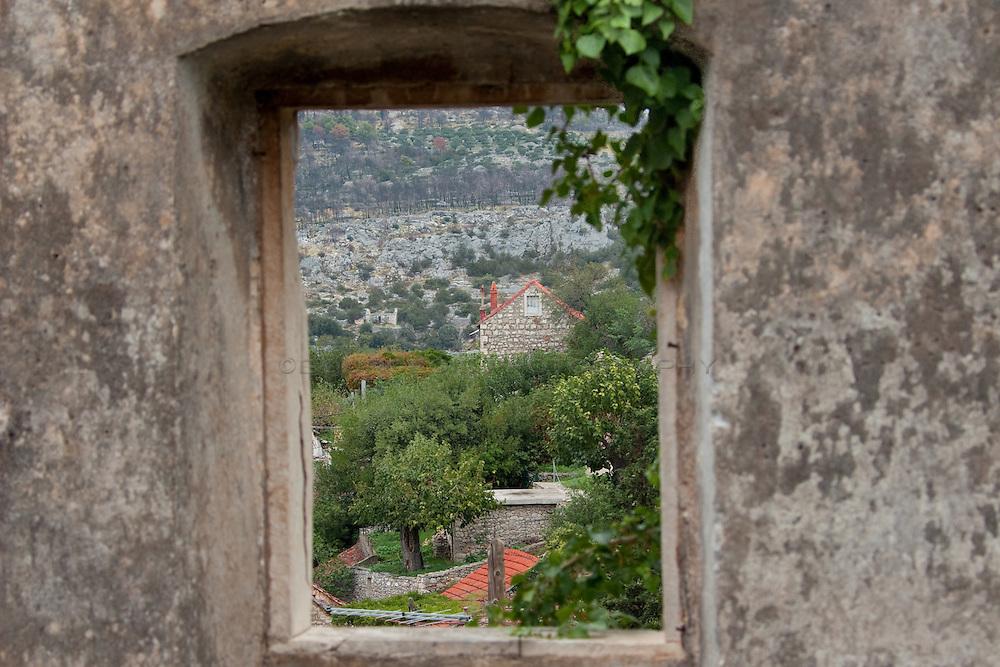 Photos from Croatia. Dalmatia and Istria and the island of Brac