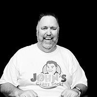 Mark Cronin of John's Crazy Socks