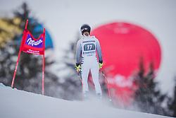 26.01.2019, Kandahar, Garmisch, GER, FIS Weltcup Ski Alpin, SuperG, Damen, im Bild Viktoria Rebensburg (GER) // Viktoria Rebensburg of Germany in action during her run in the ladie's Super-G of FIS ski alpine world cup at the Kandahar in Garmisch, Germany on 2019/01/26. EXPA Pictures © 2019, PhotoCredit: EXPA/ Dominik Angerer