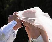 Display wedding photographs