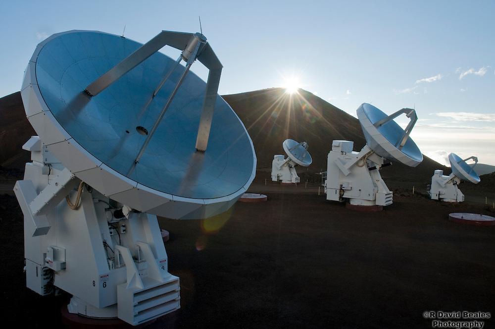 Submillimeter Array, Mauna Kea Observatory