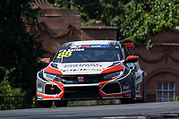 #88 Ashley SUTTON (GBR) Verizon Connect Racing Honda Civic Type-R TCR during TCR UK Championship Race Two   as part of the BRSCC TCR UK Race Day Oulton Park  at Oulton Park, Little Budworth, Cheshire, United Kingdom. August 04 2018. World Copyright Peter Taylor/PSP. Copy of publication required for printed pictures.  Every used picture is fee-liable. http://archive.petertaylor-photographic.co.uk