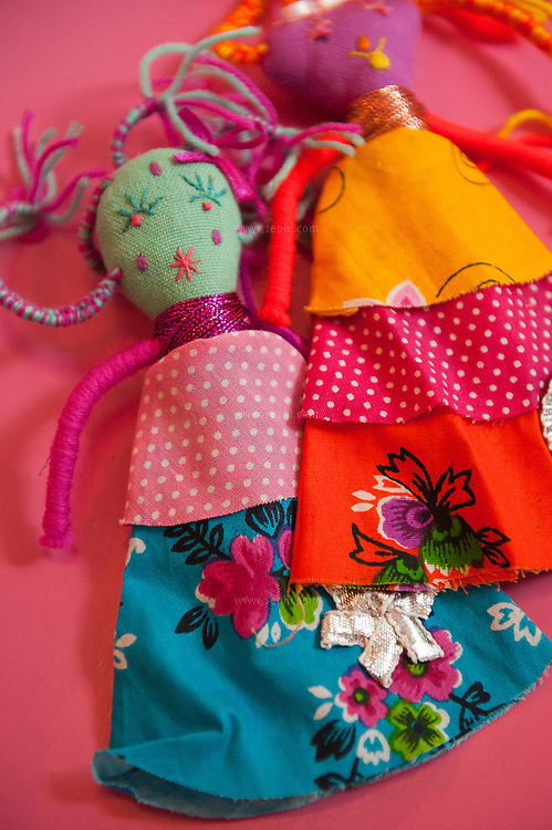 Lola's World, Wonderful children's shop with Indian and French clothing, accessories and toys. Plus a good women's range. (lolasworld.net, 30 Hauz Khas Village, Ph: (011) 6451 4201)