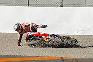 Spain- Moto GP Collective Tests 16 Nov 2016