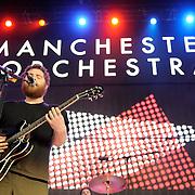 Manchester Orchestra, Honda Civic Tour 2011