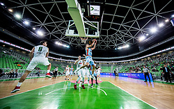 Marjan Cakarun of Sixt Primorska during basketball match between KK Petrol Olimpija and KK Sixt Primorska in Round #5 of Liga Nova KBM 2017/18, on November 2, 2017 in Arena Stozice, Ljubljana, Slovenia. Photo by Vid Ponikvar / Sportida