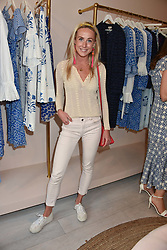 Jemima Cadbury at the launch of the Beulah Flagship store, 77 Elizabeth Street, London England. 16 May 2018.