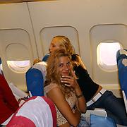 Miss Nederland 2003 reis Turkije, Lianne Langkamp