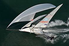 2012 - NESPRESSO 18 FOOT SKIFF REGATTA - SAN FRANCISCO - USA