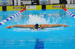 12.11.2010, Schwimmoper, Wuppertal, GER, Deutsche Kurzbahn-Meisterschaft im Bilddie neue deutsche Meisterin Lisa Vitting / SG Essen) im Wasser.. EXPA Pictures © 2010, PhotoCredit: EXPA/ nph/  Freund+++++ ATTENTION - OUT OF GER +++++