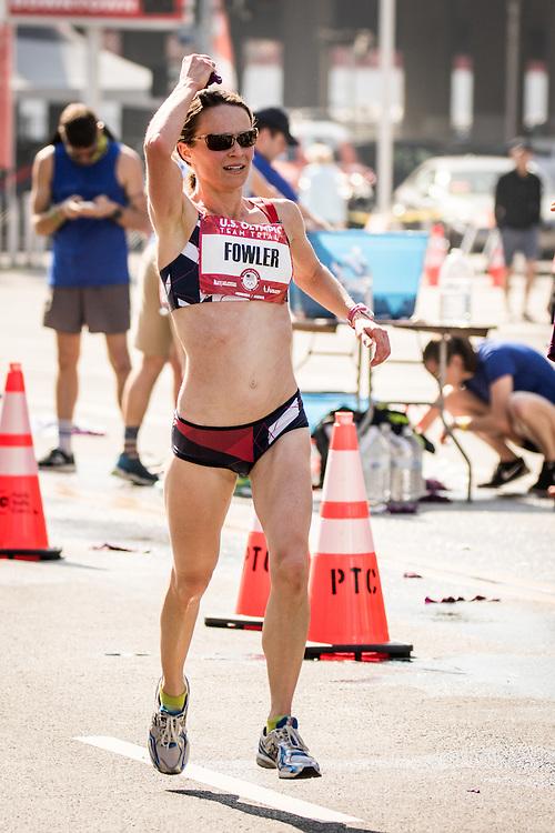 USA Olympic Team Trials Marathon 2016, Oiselle, Fowler