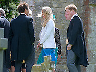 "PRINCE HARRY.attendS the wedding of his cousin Emily McCorquodale to James Hutt at  the Church of St Andrew & St Mary, Stoke Rochford, Lincolnshire.Emily is the daughter of Princess Diana' sister Sarah McCorquodale_09/06/2012.Mandatory Credit Photo: ©NEWSPIX INTERNATIONAL..**ALL FEES PAYABLE TO: ""NEWSPIX INTERNATIONAL""**..IMMEDIATE CONFIRMATION OF USAGE REQUIRED:.Newspix International, 31 Chinnery Hill, Bishop's Stortford, ENGLAND CM23 3PS.Tel:+441279 324672  ; Fax: +441279656877.Mobile:  07775681153.e-mail: info@newspixinternational.co.uk"