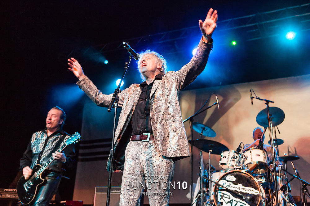 The Boomtown Rats in concert at the O2 Academy, Birmingham, United Kingdom<br /> Picture Date: 6 November, 2013