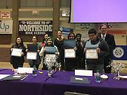 Northside High School won the high school category.