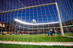 April 11, 2018 - BRONX, New York - Saturday, April 11, 2018: New York City FC defeats Real Salt Lake 4-0 at home at Yankee Stadium during the MLS regular season. (Credit Image: © Mike Lawrence/ISIPhotos via ZUMA Wire)