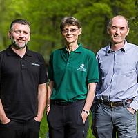 Branston Potatoes Woodland Trust cheque
